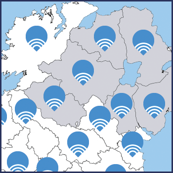 Northern Ireland numbers now accepted on CommunityAlerts.ie