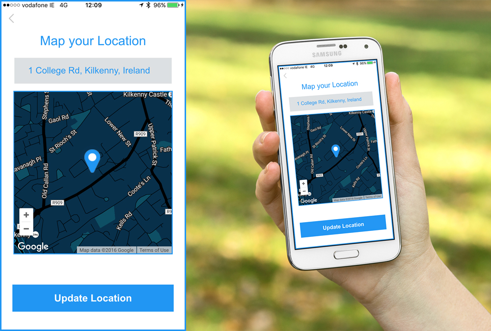 Manage Location for accurate alerts